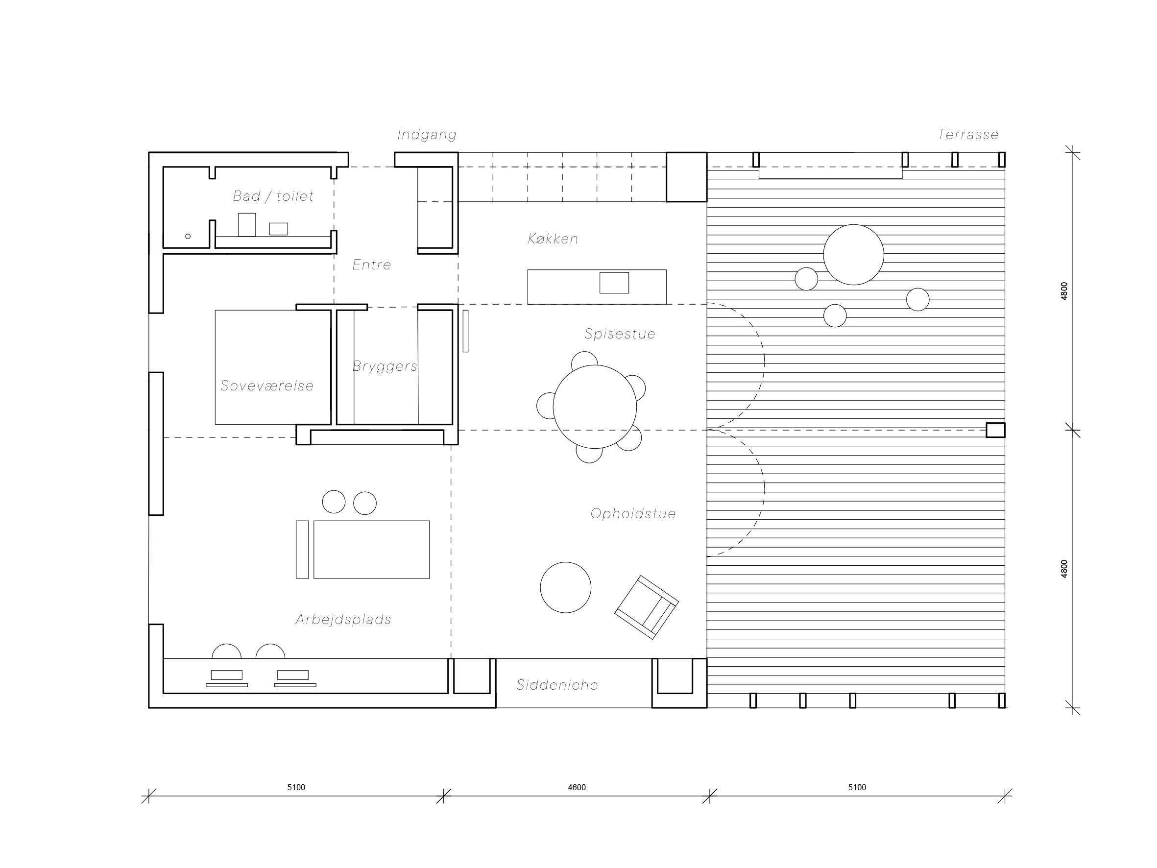 2 modul variant, plan