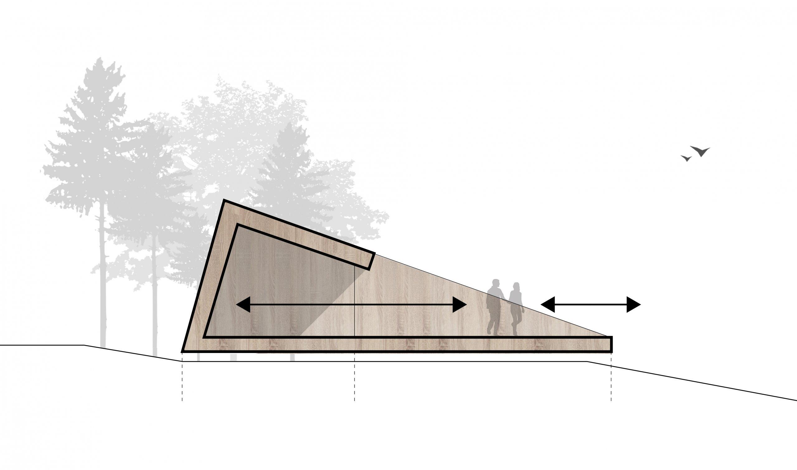 Njordrum Shelter diagram